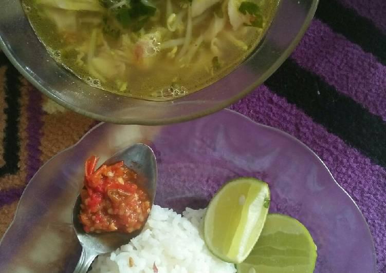 Cara Mudah memasak Soto Kudus yang menggugah selera