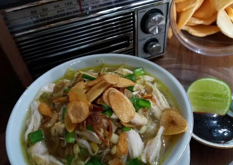 Cara Mudah memasak Soto Kudus yang bikin ketagihan