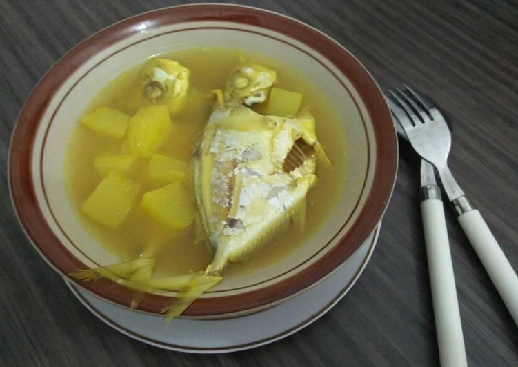 Cara memasak Sayur / kelo Mrico khas Rembang