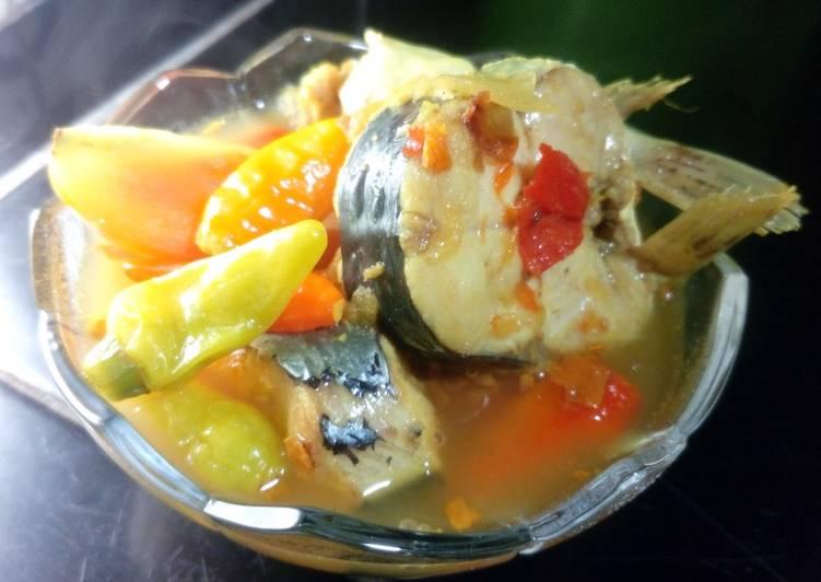 Resep mengolah Sayur merica khas rembang, bikin keringat meleleh #bikinramadanb