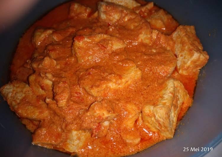 Resep: Serepeh tahu dan ayam lezat