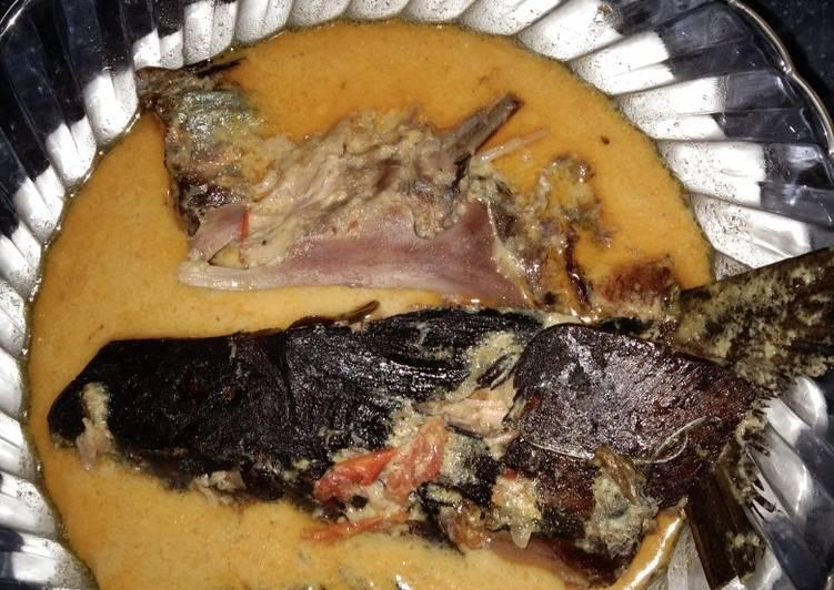 Resep: Mangut ikan asap