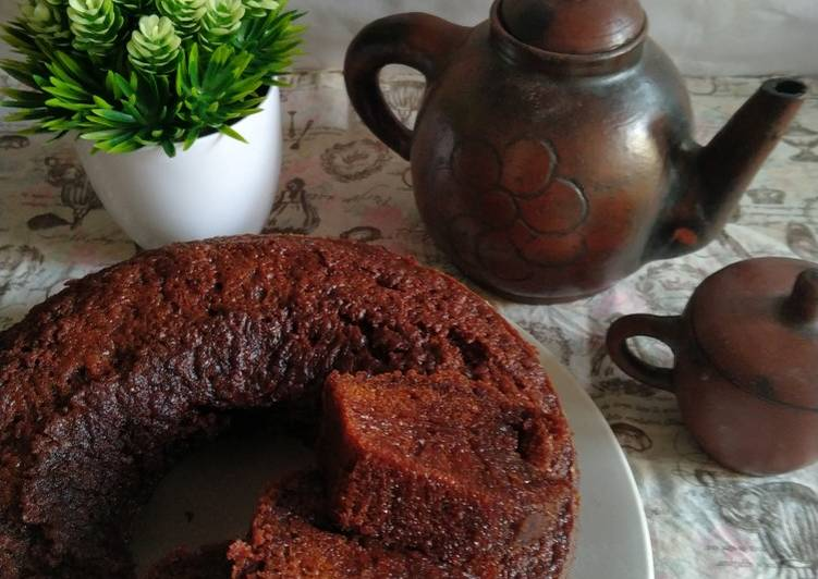 Resep: Cake Sarang semut 2 lezat