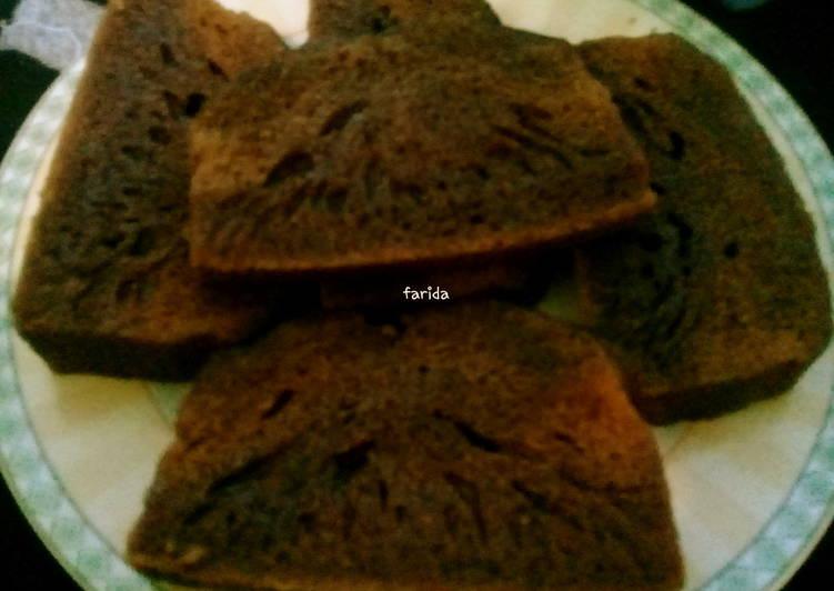 Resep: Cake Karamel aka Sarang Semut (versi kukus) enak