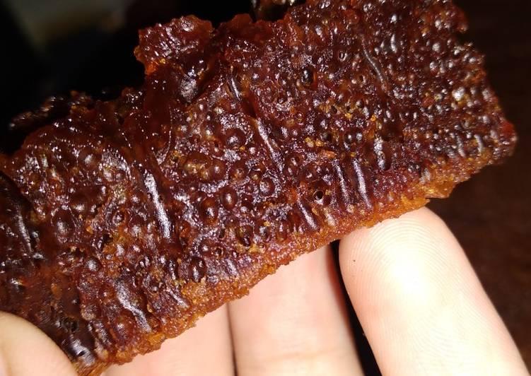Resep: Bolu Karamel aka Sarang Semut