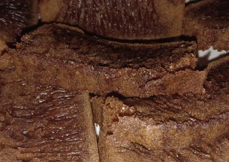 Resep: Sarang semut anti gagal, porsi kecil