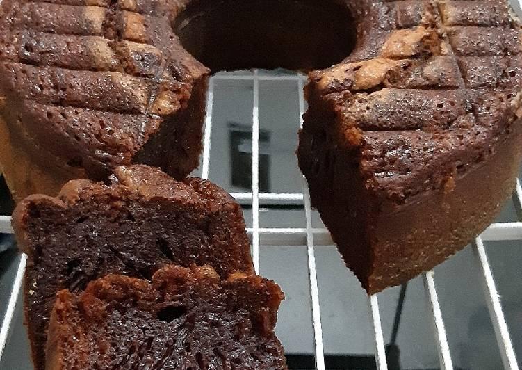 Resep: Cake sarang semut lezat