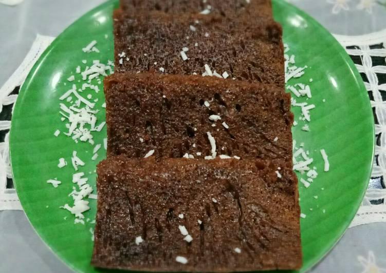 Resep: 88. Cake sarang semut / caramel cake resep xander'skitchen enak