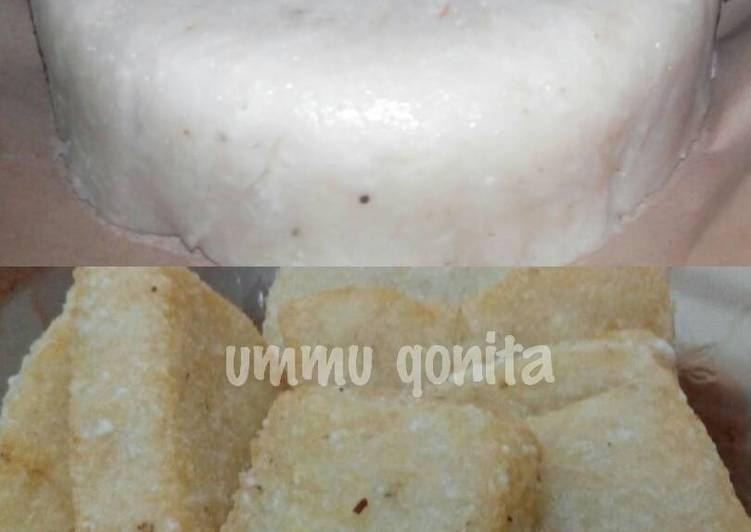 Resep: Jadah atau uli goreng enak