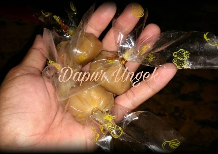 Resep: Jenang/dodol waloh(labu kuning)