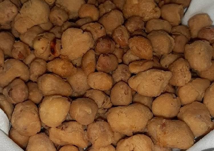 Resep: Kacang telor Renyah