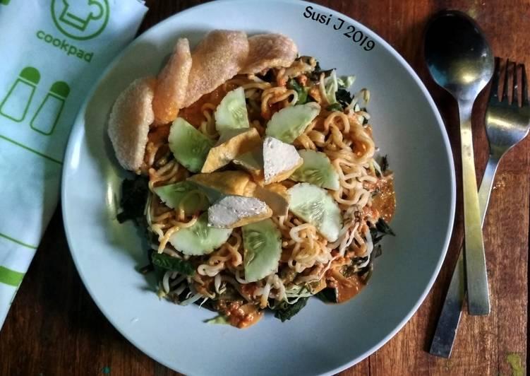 Resep: Pical (pecel) Padang enak