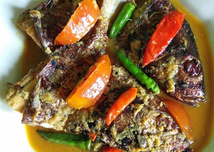 Resep: Mangut ikan derik enak