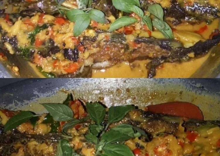 Resep: Lele mangut mangut