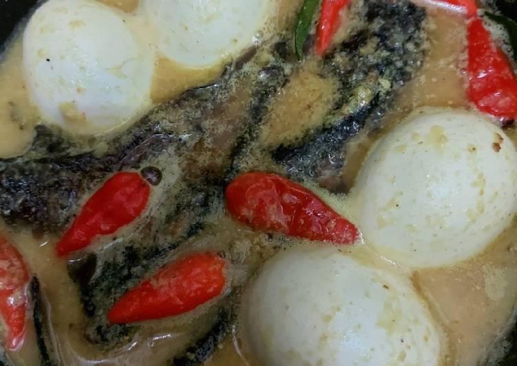 Cara Mudah memasak Lele mangut (bumbu kuning) lezat