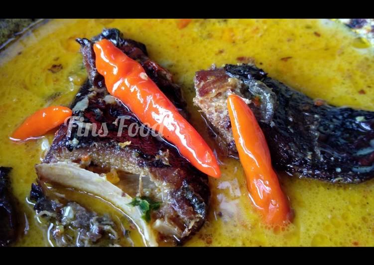 Cara Mudah memasak Sayur mangut iwak pe lezat