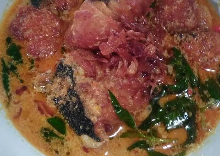 Resep mengolah Mangut ikan blabuk lezat