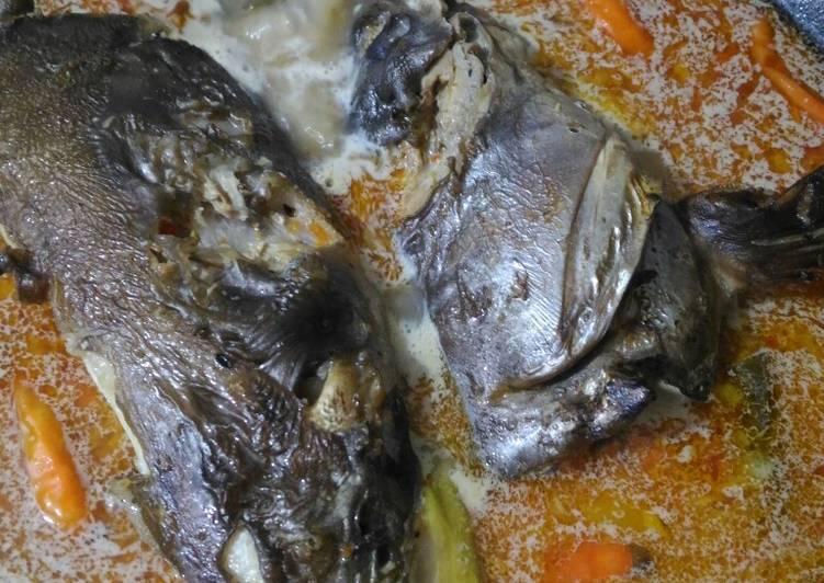 Resep: Mangut kepala manyung