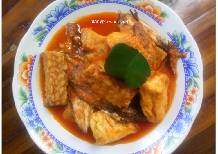 Resep: Sayur NdangAMpe(bali pindang tongkol,tahu,tempe)