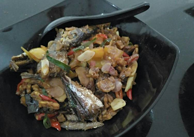Resep: Ikan Pindang & Tempe Tumis