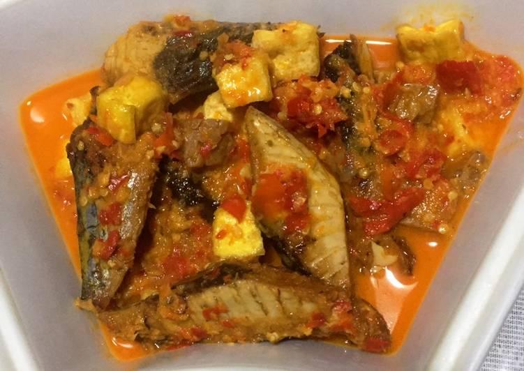 Cara mengolah Masak pedas - pindang ikang tongkol lezat