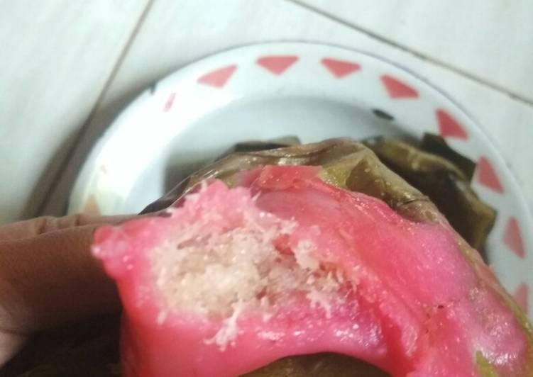 Resep: Kue bugis/bugisan tradisional (blora) enak