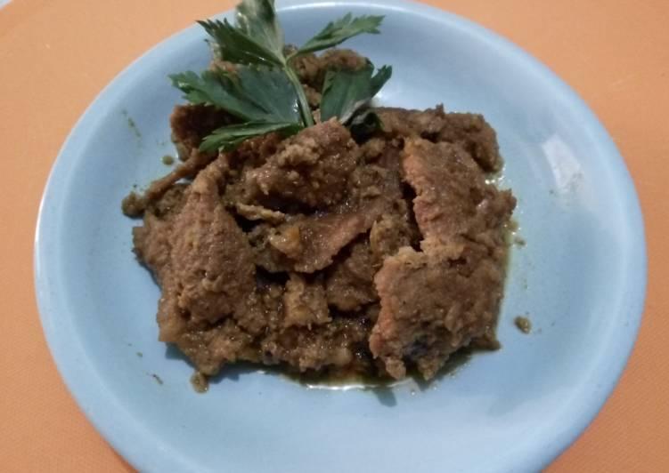 Resep: Lapis Daging khas Blora lezat