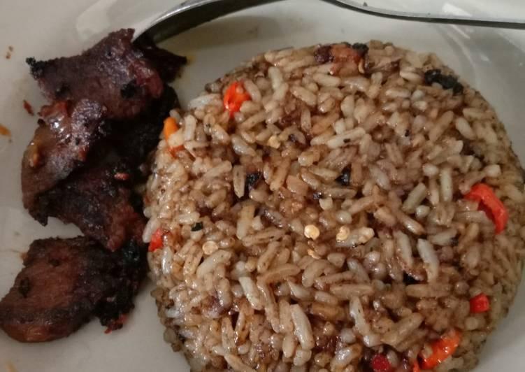 Resep: Nasi Goreng Rawon istimewa