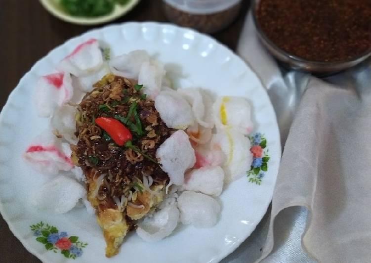 Resep memasak Tahu Telur Bumbu Kacang