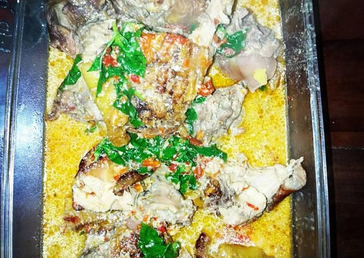 Resep: Ayam pedas banyuwangi