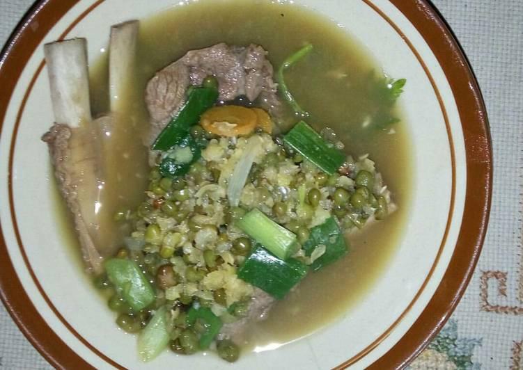 Resep: Kaldu kambing Banyuwangi lezat