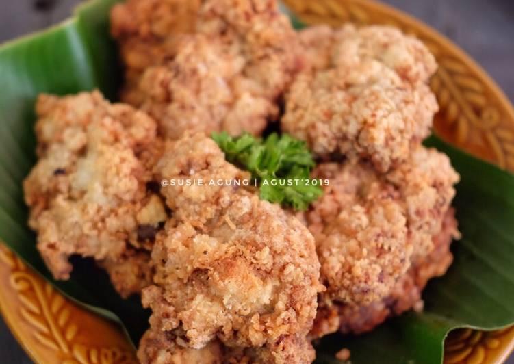 Resep: Dendeng ragi khas Banyuwangi lezat