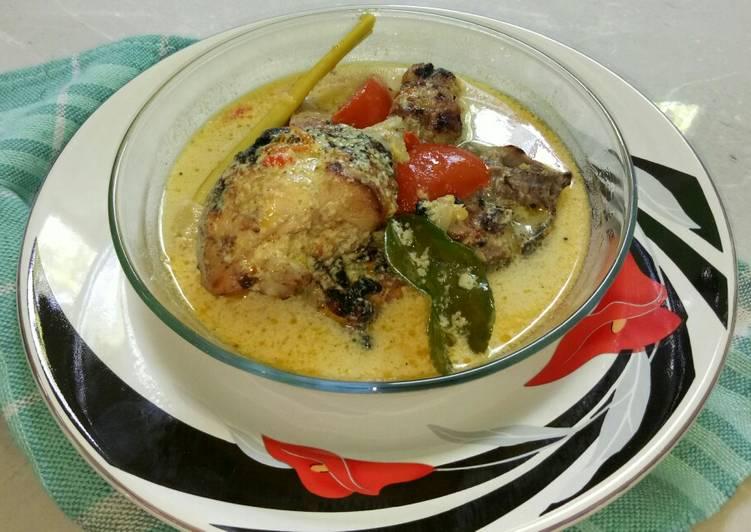 Resep: Ayam pedas khas banyuwangi lezat