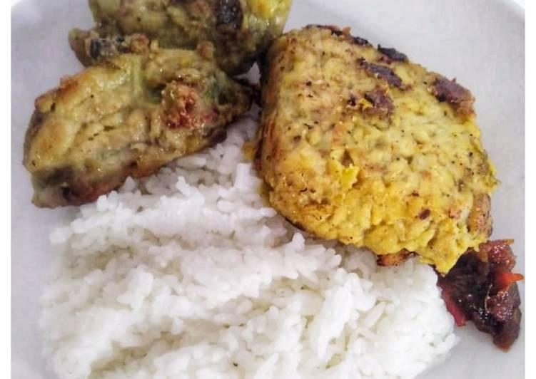 Resep membuat Ayam Bakar Santan khas Banyuwangi