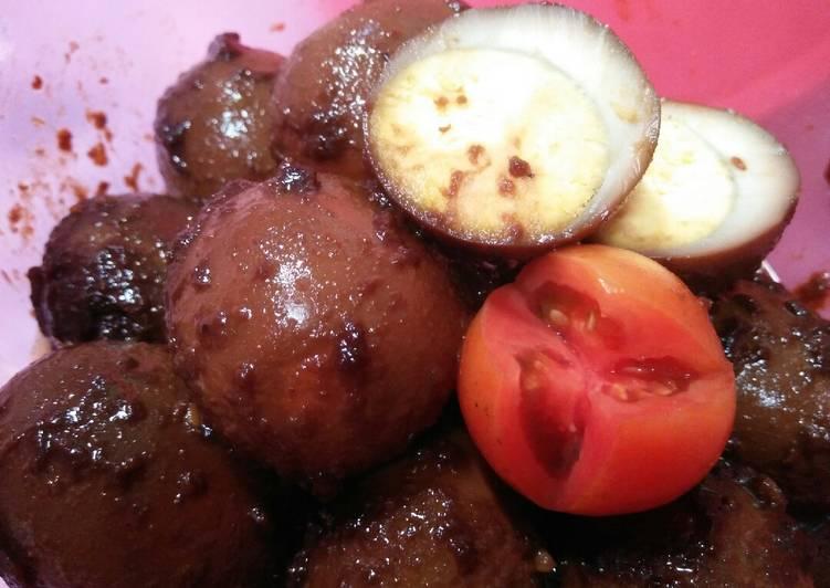 Cara memasak Ndok Cit khas Banyuwangi lezat