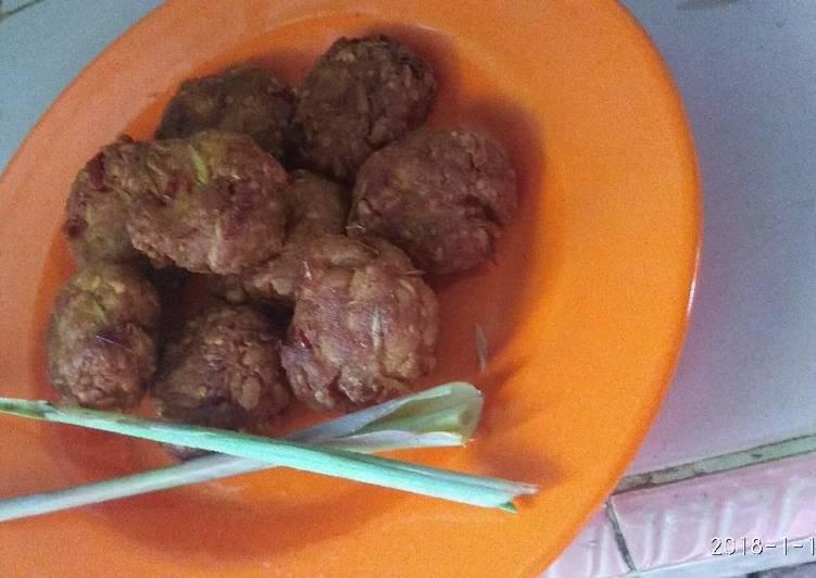 Resep mengolah Bindol tempe khas banyuwangi enak