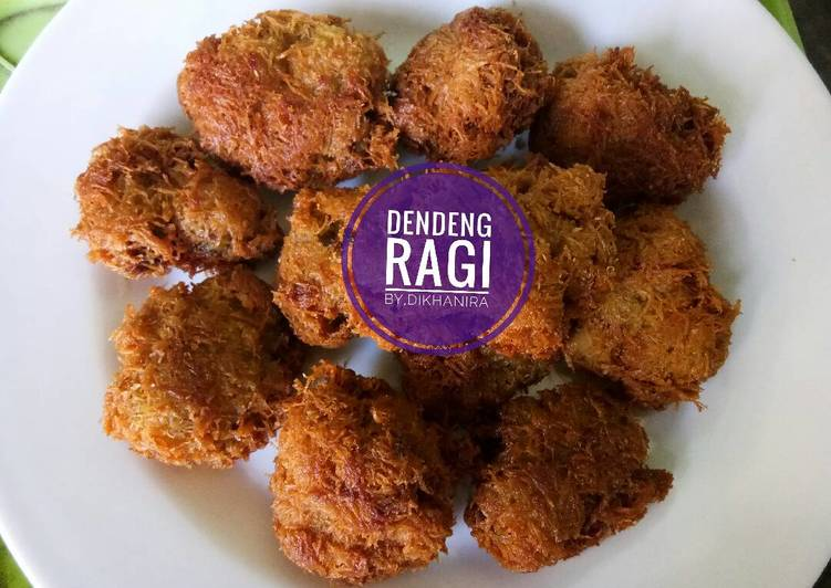 Resep membuat Dendeng Ragi khas banyuwangi#KitaBerbagi istimewa
