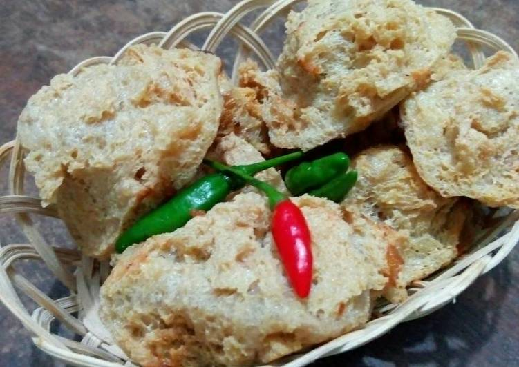 Cara Mudah mengolah Tahu walik khas banyuwangi