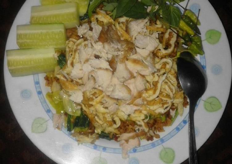 Resep: Nasi goreng banyuwangi