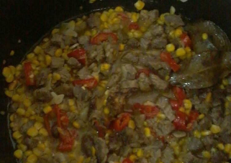 Cara Mudah memasak Daging Bekamal khas Banyuwangi