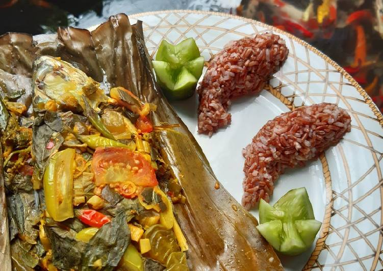 Resep: Pepes ikan kembung#6