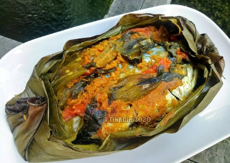 Resep: Ikan pepes
