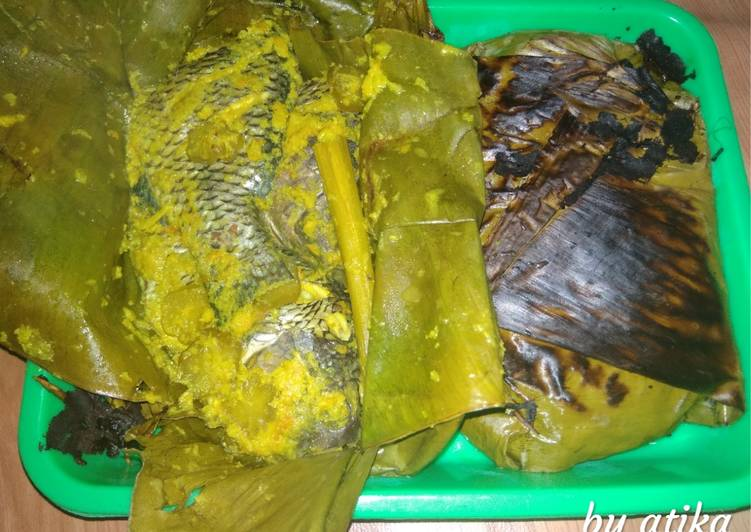 Resep: Ikan pepes belimbing