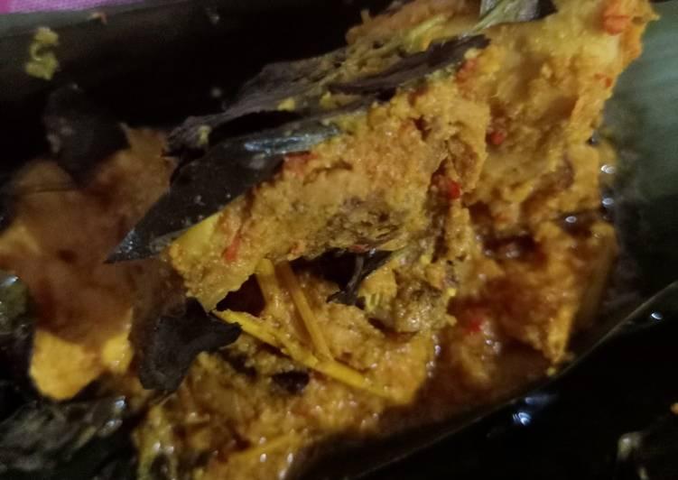 Cara Mudah mengolah Pepes ayam kemangi lezat