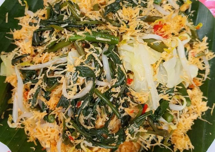 Resep: 58. Urap sayur lezat