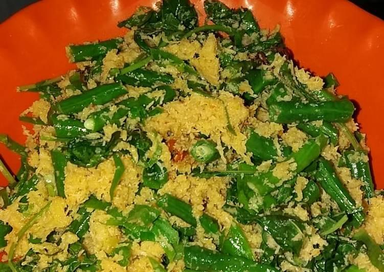 Cara memasak 1. Urap sayur anti basi