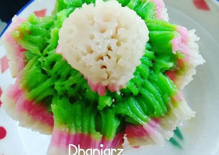 Resep: Bikang mawar #pr_ olahan tepung beras enak