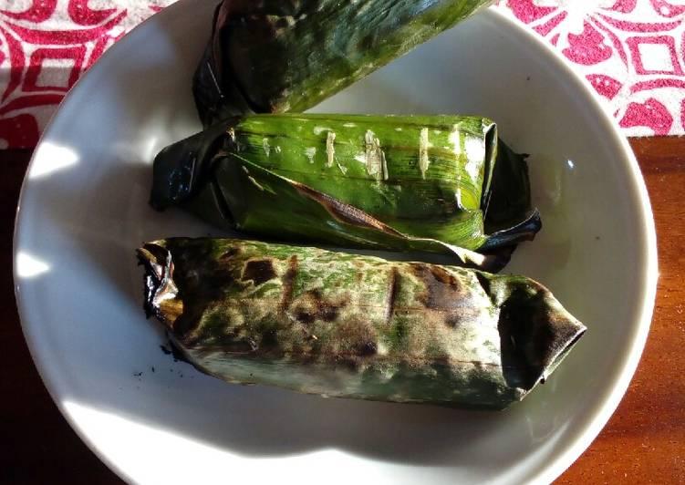 Cara memasak Lemper Ebi khas Bangka istimewa