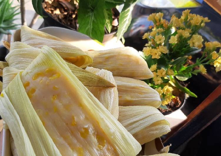 Lemet jagung manis