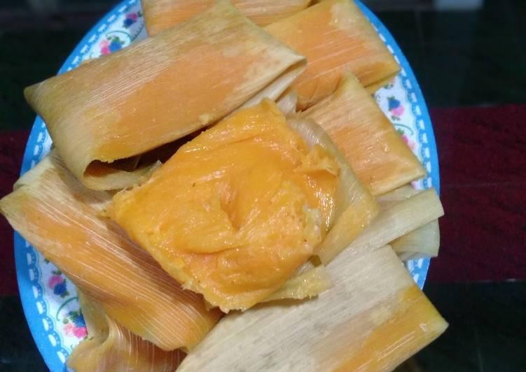 Resep: Lemet jagung istimewa